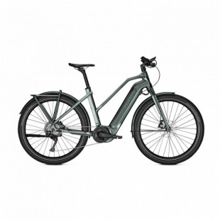 Vélo Electrique Kalkhoff Endeavour 1.B Move 400 Easy Entry Gris 2021 (637626065-9)