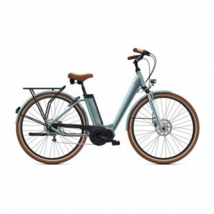 Vélo Electrique Cube Town Sport Hybrid Pro 500 Easy Entry Gris/Gris 2021