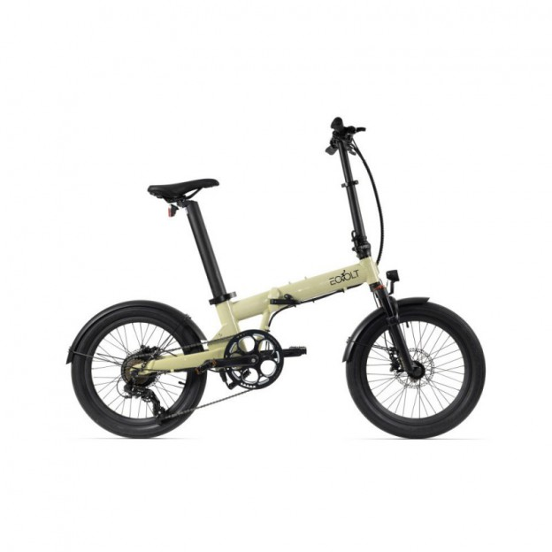Vélo Electrique Cube Ella Cruise Hybrid 500 Easy Entry Crème 2021