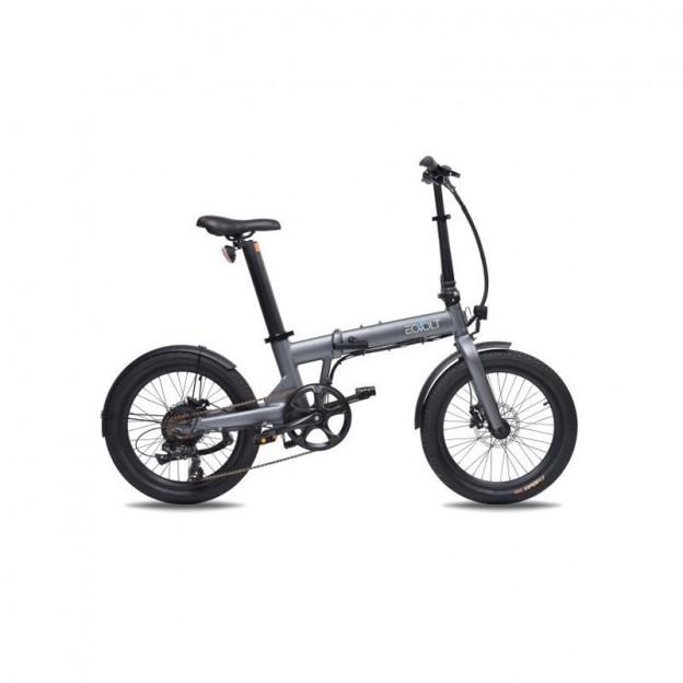 Vélo Electrique Kalkhoff Endeavour 1.B Move 400 Easy Entry Gris 2021 (637626065-9)