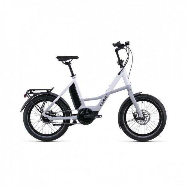 Vélo Electrique Kalkhoff Endeavour 5.B Season 500 Easy Entry Noir Mat 2021 (641527105-7)