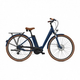 Vélo Electrique Kalkhoff Endeavour 5.B Advance+ 625 Easy Entry Gris Mat 2021 (641528055-8)