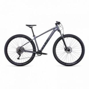 Vélo Electrique Cube Compact Hybrid 500 Iridium/Noir 2021 (389100/489100)