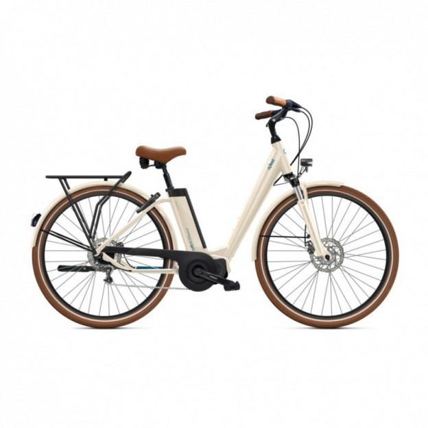 Vélo Electrique Kalkhoff Berleen 5.G Advance 252 Gris/Rouge 2020 (637627011-4)