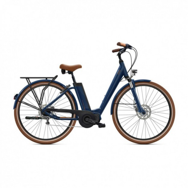 Vélo Electrique Victoria eTrekking 6.5 500 Easy Entry Noir Mat 2021