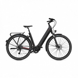 Vélo Electrique Kalkhoff Image 3.B Excite (Belt) 500 Easy Entry Rouge Mat 2021 (641527435-7)