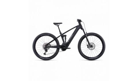 Vélo Electrique Husqvarna Eco City 4  FW Easy Entry Noir/Argent 2021