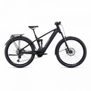 Vélo Electrique Cube Kathmandu Hybrid One 625 Trapèze Iridium/Teak 2022
