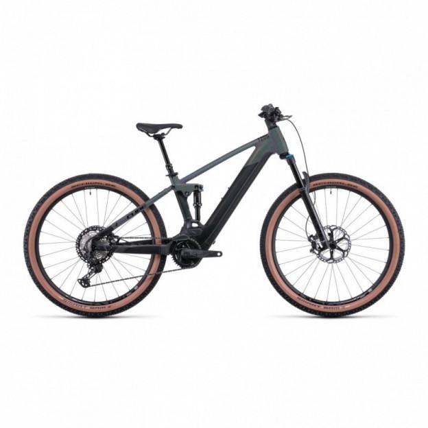 Vélo Electrique Kalkhoff Berleen 5.G Move 252 Trapèze Bleu 2020 (637627055-7)