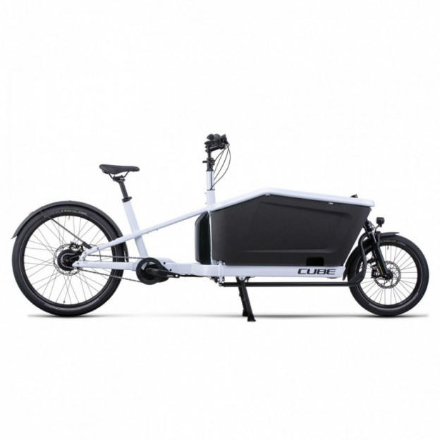 Vélo Electrique Cube Kathmandu Hybrid One 625 Trapèze Teal/Lime 2022