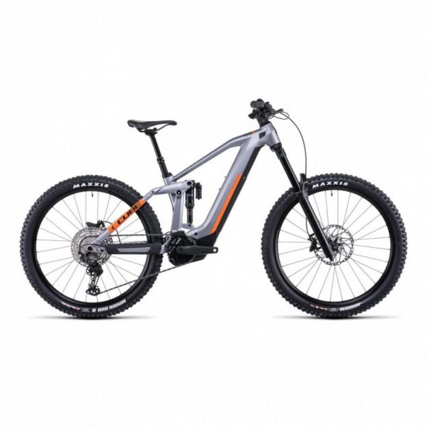 Vélo Electrique Kalkhoff Agattu 1.B Move 400 Easy Entry Gris 2021 (641526687-9)