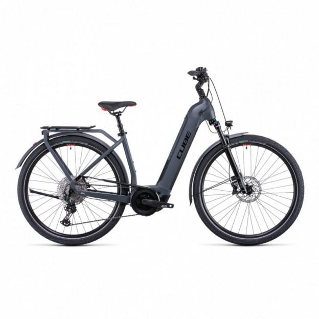 Vélo Electrique Scott Sub Sport eRide 10 Lady 2021
