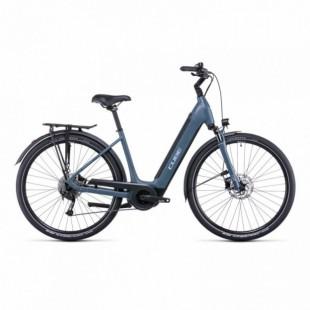Vélo Electrique Kalkhoff Berleen 5.G Move 252 Trapèze Rouge 2020 (637627065-7)