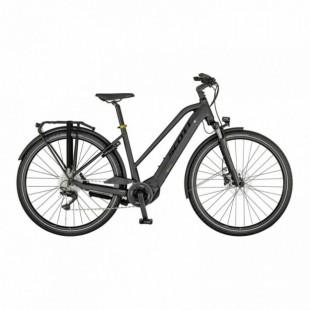 Vélo Electrique Winora Sinus iX10 500 Easy Entry Gris 2021 (44410210)