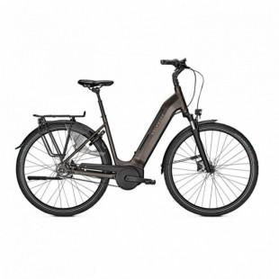 Vélo Electrique Cube Nuride Hybrid Pro Allroad 625 Trapèze Désert/Noir 2022