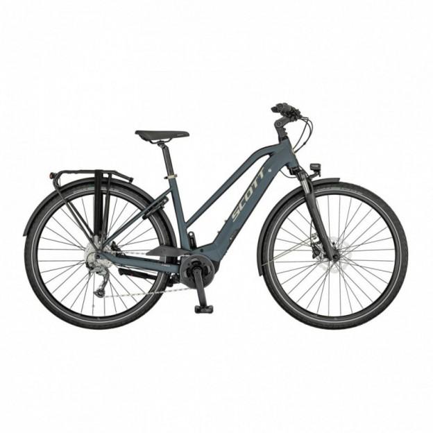 Vélo Electrique Kalkhoff Entice 5.B Advance 625 Trapèze Bleu 2020 (637529234-6)