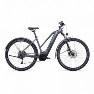Vélo Electrique Husqvarna Eco City 2  CB 418 Easy Entry Noir/Bronze 2021