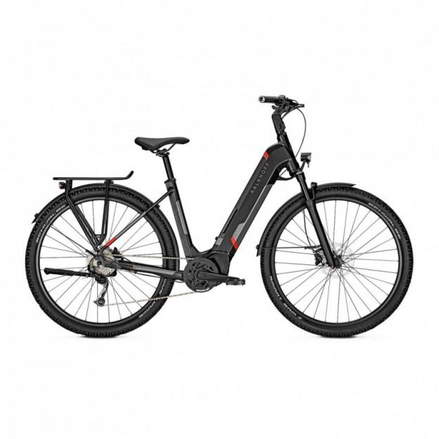 Vélo Electrique Kalkhoff Endeavour 7.B Advance 625 Trapèze Noir/Blanc 2021 (637529075-7)