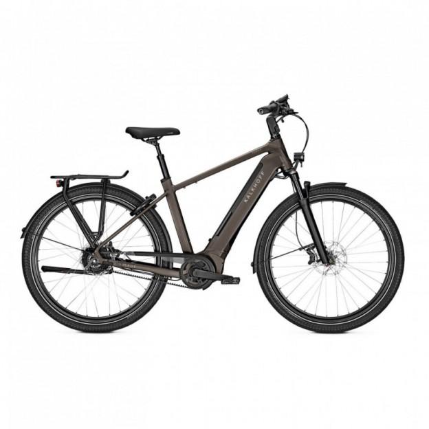 Vélo Electrique Cube Touring Hybrid One 400 Easy Entry Vert/Vert 2022