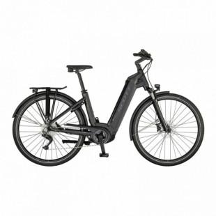 Winora Sinus Tria 8 400 Trapèze Noir Mat 2018