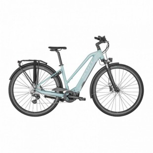Vélo Electrique Kalkhoff Agattu 1.B Move 400 Easy Entry Gris 2021 (641526687-9)
