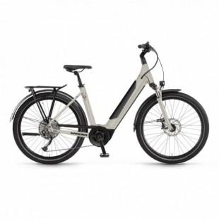 Vélo Electrique Winora Sinus Tria 10 500 Easy Entry Graphite 2021