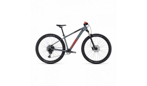 Cube Elly Ride Hybrid 400 Easy Entry Aqua/Orange 2018