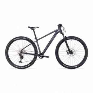 Cube Town Hybrid Sport 400 Easy Entry Noir 2018