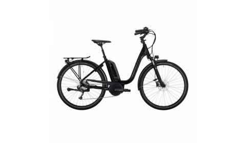 Vélo Electrique Kalkhoff Endeavour 7.B Pure 625 Trapèze Noir/Vert 2020 (637529015-7)