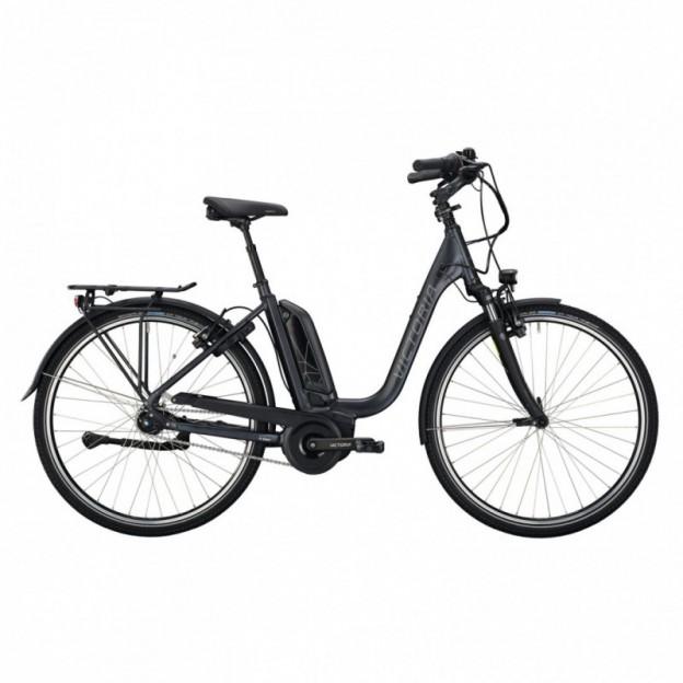 Vélo Electrique 45 km/h Kalkhoff Endeavour 5 B45 Move 500 Argent Smoke 2019 (633528920-23)