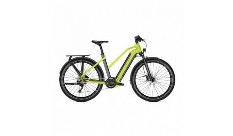 Vélo Electrique BMC Alpenchallenge AMP Sport One Gris/Rouge/Noir 2020 (301598)