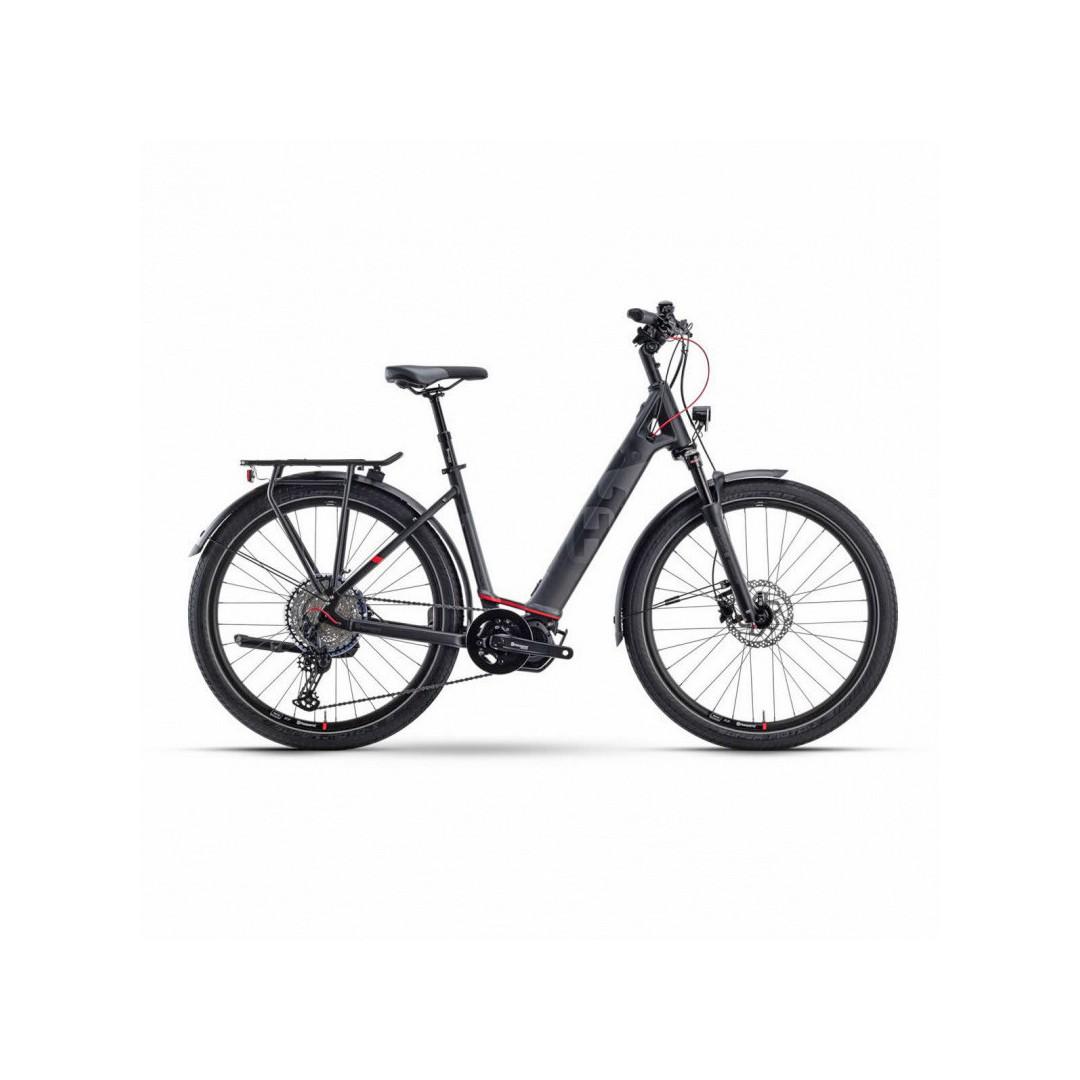 Vélo Electrique Kalkhoff Entice 5.B Move 625 Trapèze Gris 2020 (637529254-6)