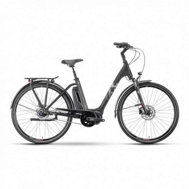 Vélo Electrique Kalkhoff Endeavour 7.B Pure 625 Trapèze Noir/Gris 2021 (637529005-7)