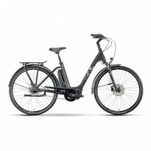 Vélo Electrique Winora Sinus iX10 500 Easy Entry Gris 2021