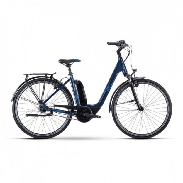 Vélo Electrique Winora Sinus i10 500 Trapèze Noir Mat 2020 (44261100)