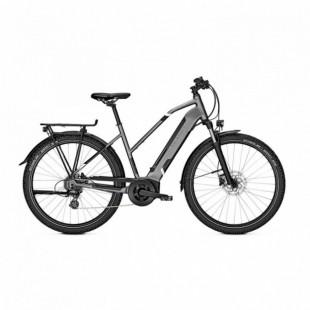Vélo Electrique Cube Compact Sport Hybrid 500 Bleu/Rouge 2021