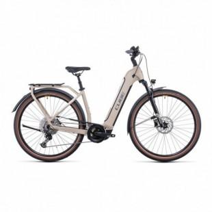 Vélo Electrique Winora Sinus i9 500 Trapèze Titane 2021