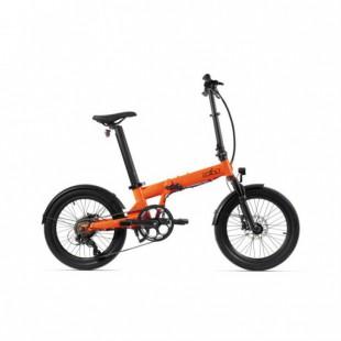 Vélo Electrique Cube Town Sport Hybrid Pro 500 Easy Entry Bleu/Rouge 2021