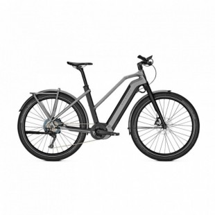 Vélo Electrique 45 km/h Cube Kathmandu Hybrid 45 625 Trapèze Iridium/Rouge 2021 (431402)