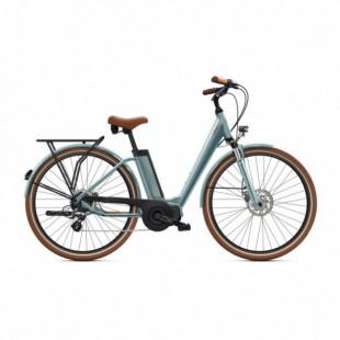 Vélo Electrique Cube Touring Hybrid Pro 625 Noir/Blanc 2021